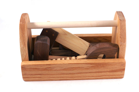 Toy Tool Box and Tools