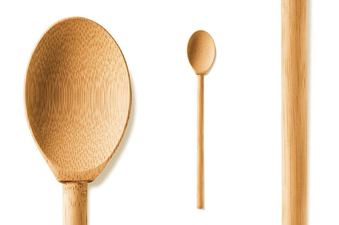 All Purpose Bamboo Mixing Spoon