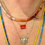 Thunderbird Spirit Animal Necklace
