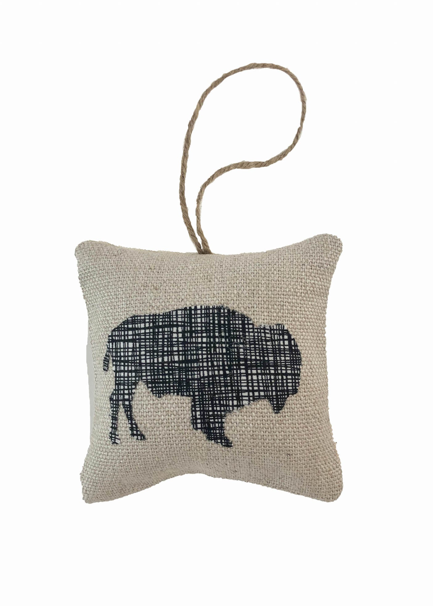 buffalo ornaments