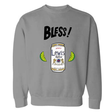 Bless! Crewneck Sweatshirt