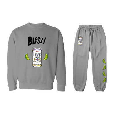 Bless! Sweatsuit Set