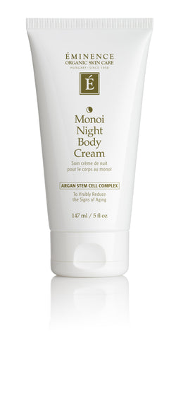 Monoi Age Corrective Night Body Cream 147ml 5 fl oz