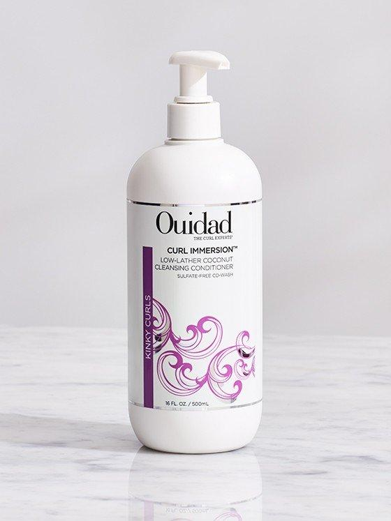 Curl Immersion® Low-Lather Coconut Cleansing Conditioner