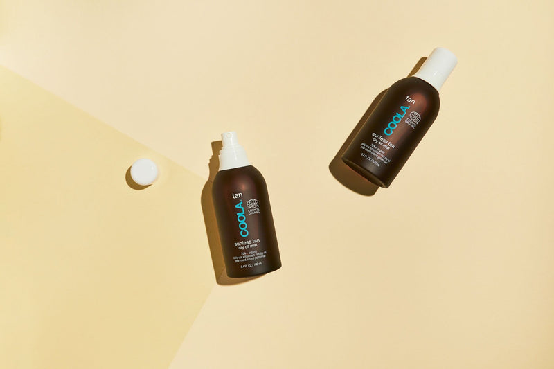 Gradual Tan Dry Body Oil