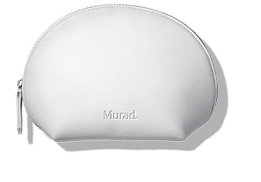 Murad Round Top Cosmetic Bag 2019 Pur