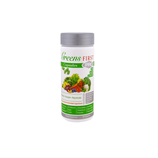 Greens First Capsules PRO