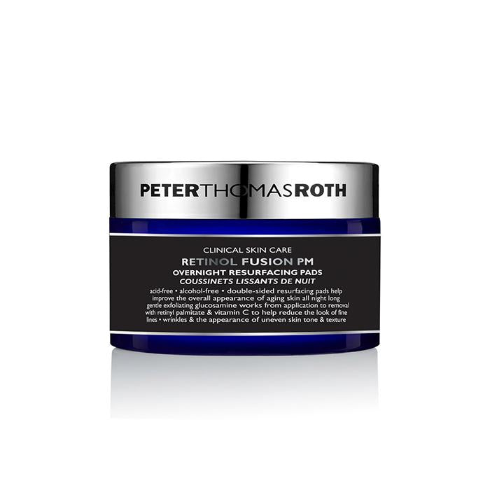 Retinol Fusion PM Resurfacing Pads