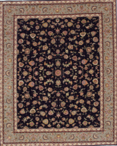 Brown Sino Persian Rug