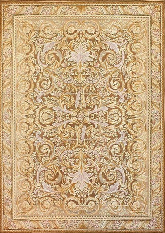savonnerie collection pure wool  rug