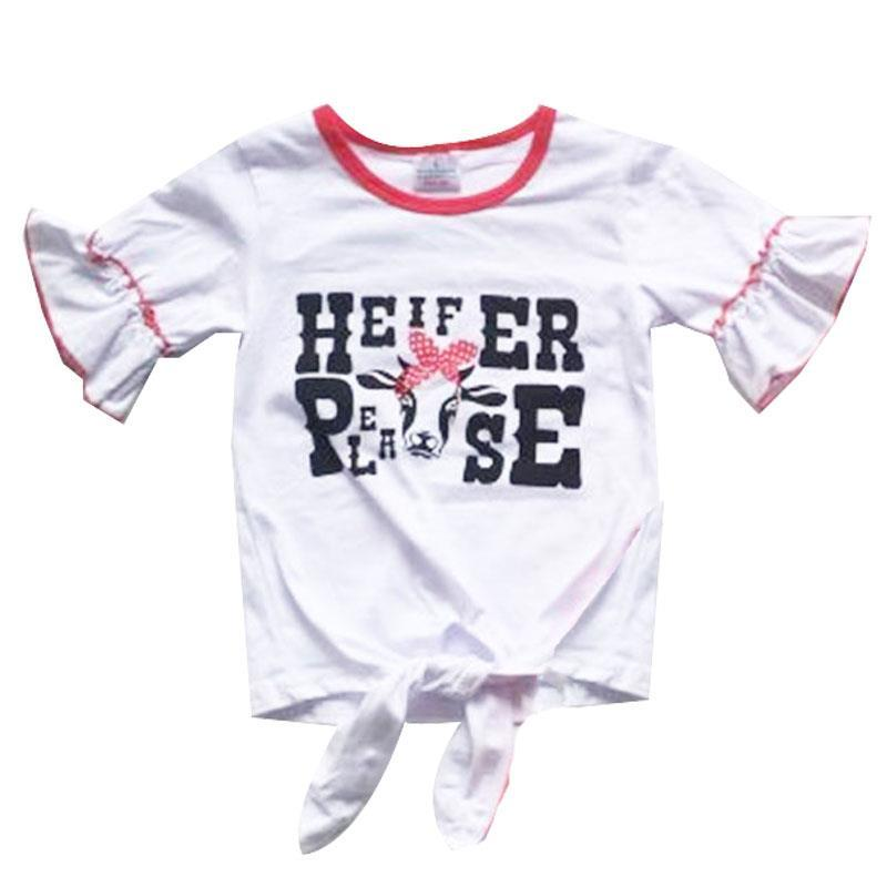 Heifer Please Cow Shirt