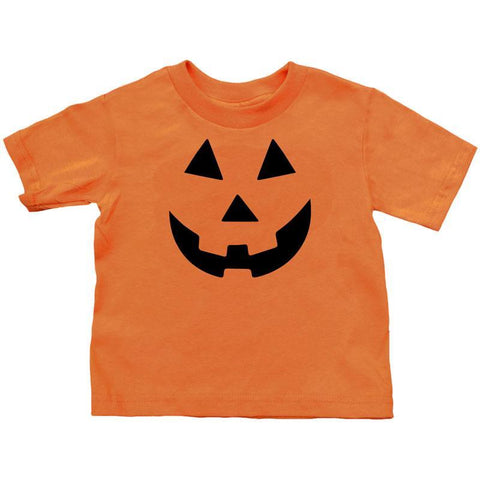 Jack O Lantern Shirt Pumpkin Orange Mommy Me Boy