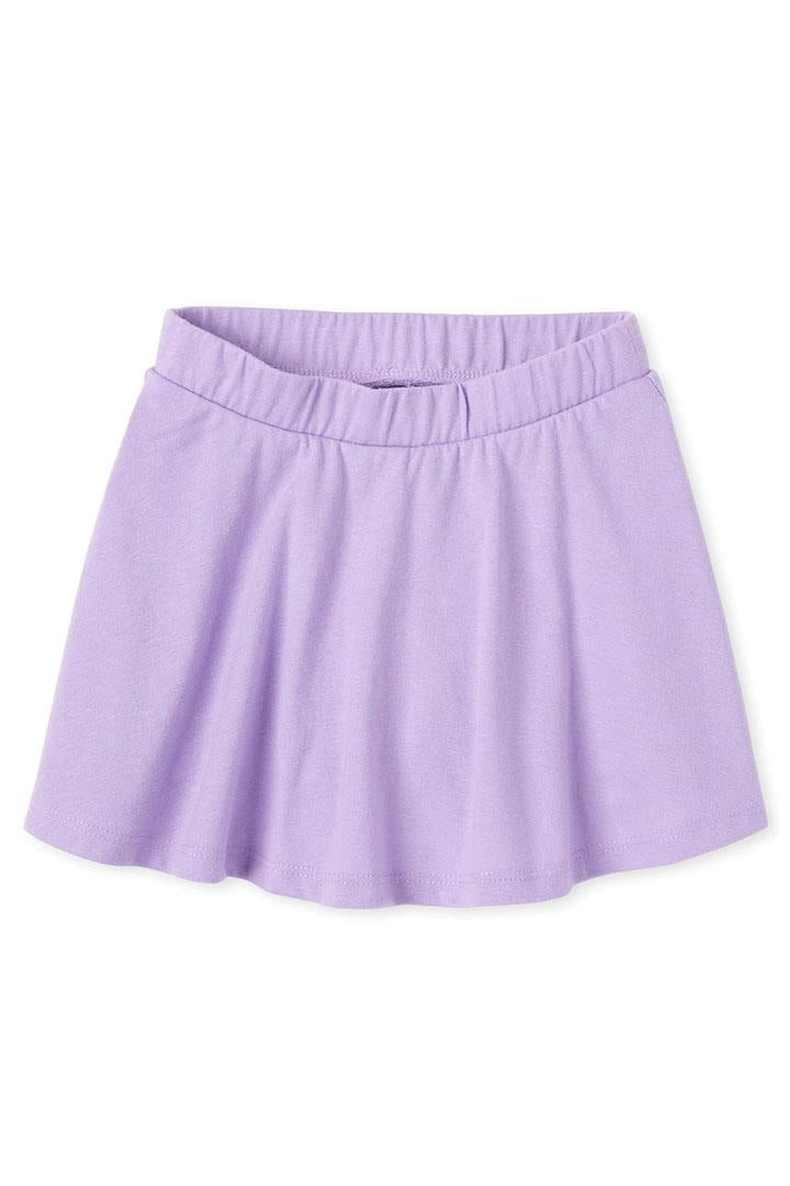 Lavender Purple Skort Twirl Skirt