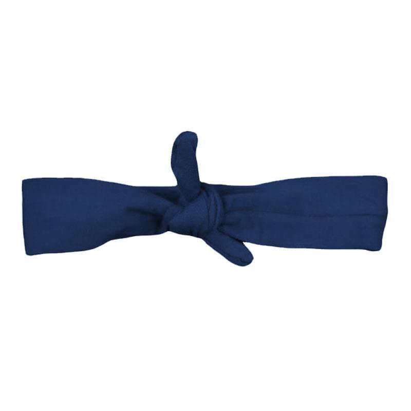 Navy Blue Headband Head Wrap