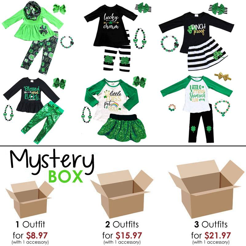 St Patricks Day Outfit Mystery Box