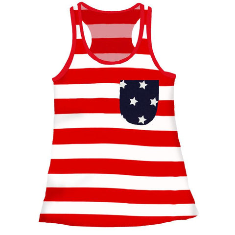 Stars And Stripes Tank Top