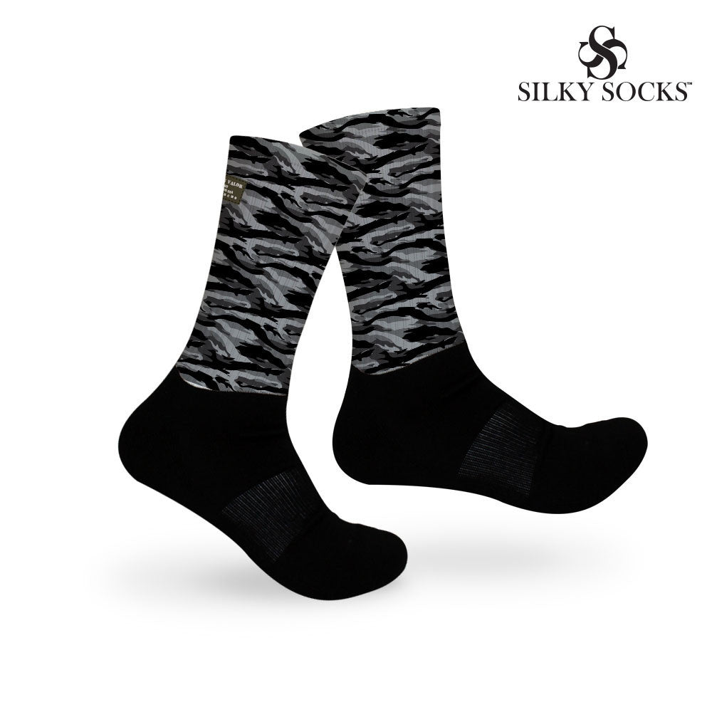 Tiger Camo Socks!