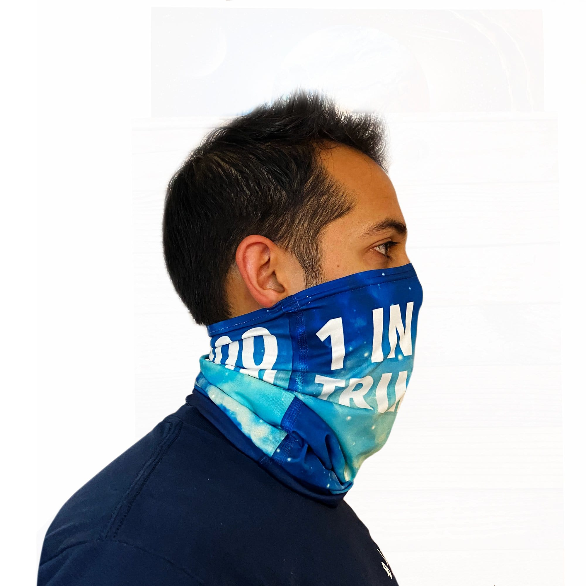 1 in 400 Trillion Neck Gaiter