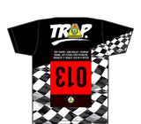 Design Your Own - All Over Sublimated T-Shirt (two sides)