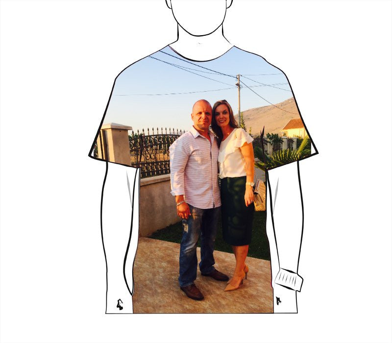 Upload YOUR Image Shirt!
