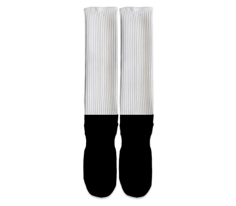 Upload YOUR Image - Knee High Socks