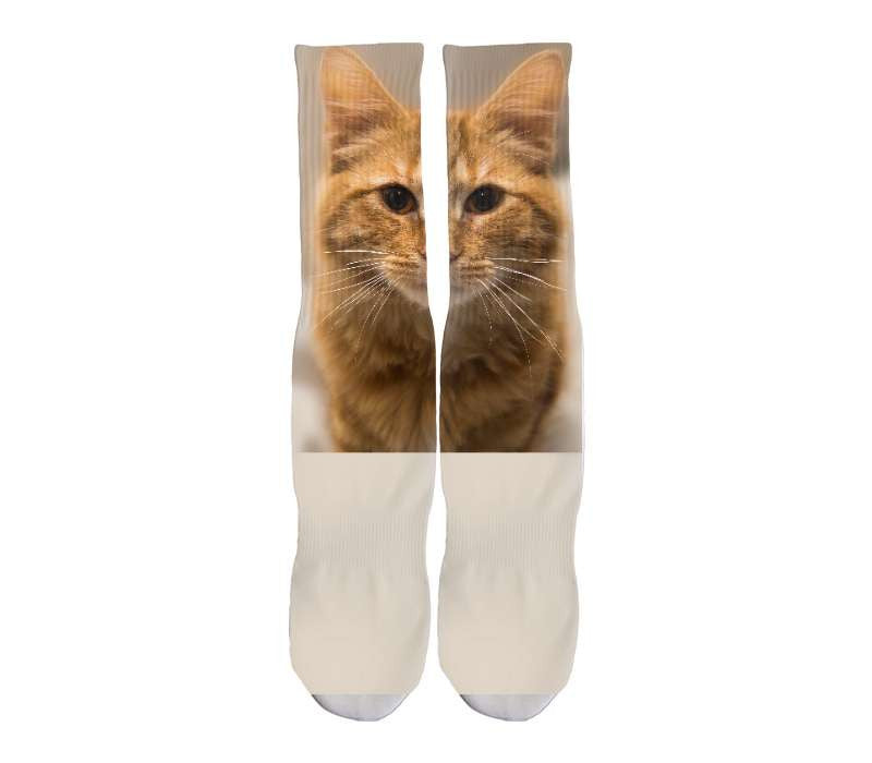 Upload YOUR Image -Streetwear Fullprint Socks!