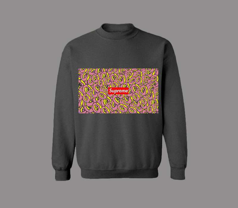 Upload YOUR Image - Crewneck Pullover Sweatshirt