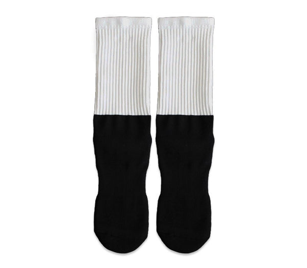 Design Your Own - Athletic Blackfoot Socks
