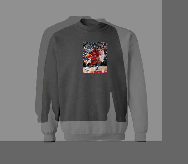 Design Your Own - Crewneck Pullover Sweatshirt