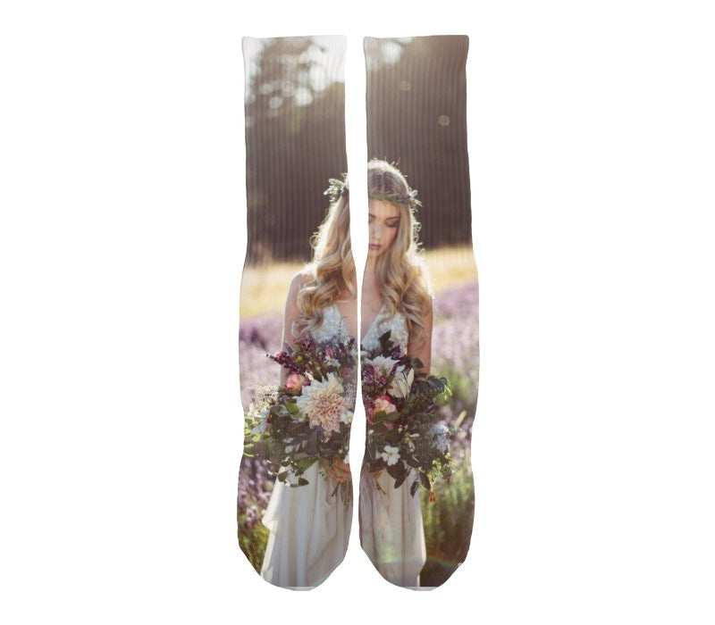 Design Your Own -Streetwear Fullprint Socks