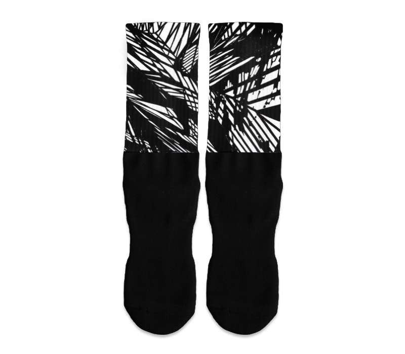 Design Your Own - Silky Athletic Socks