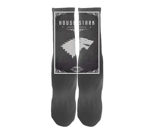Design Your Own -Silky Streetwear Socks