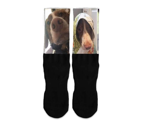 Custom - Silky Athletic Socks