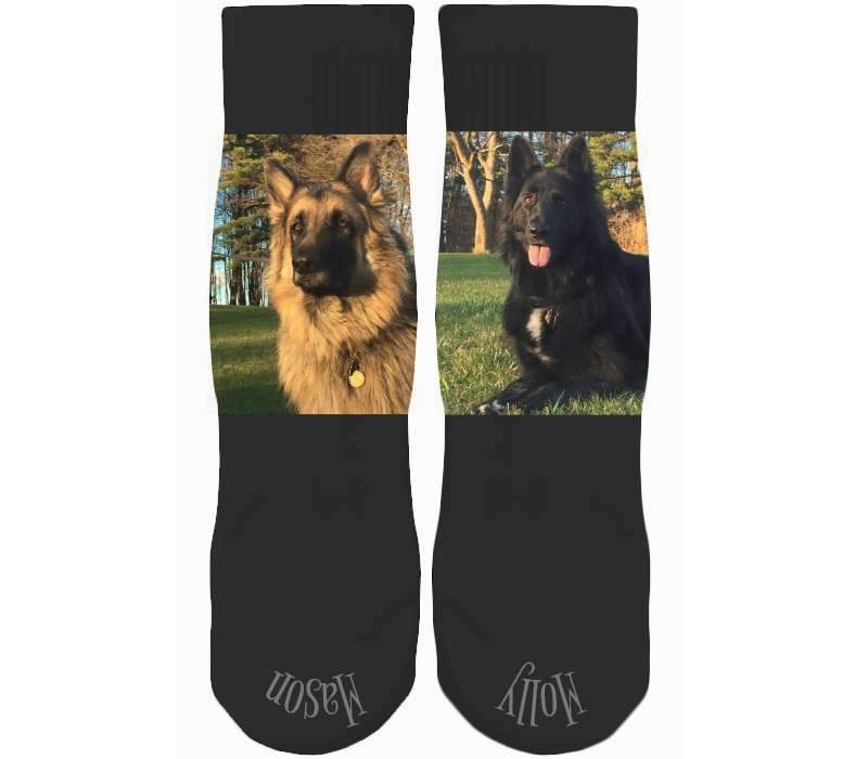 Custom - Silky Ankle Socks