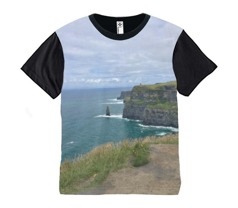 Custom - Blackout Sublimated T-Shirt