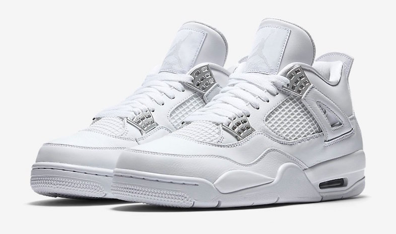 Jordan pure money 4s