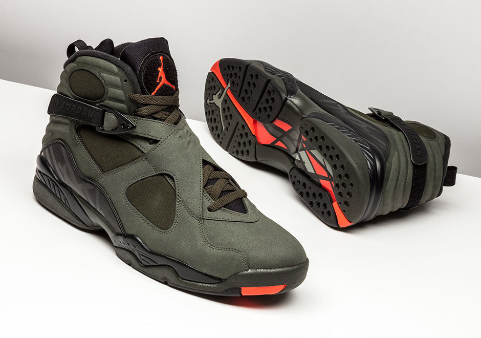take flight jordan 8 sneakers