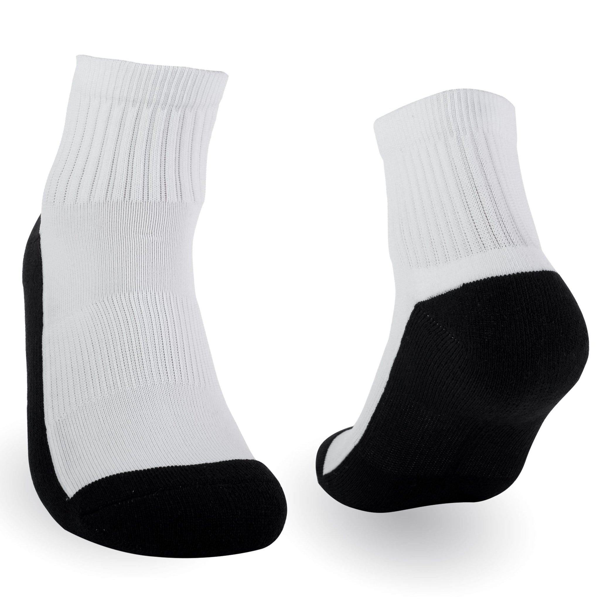 Blank Athletic Ankle Socks