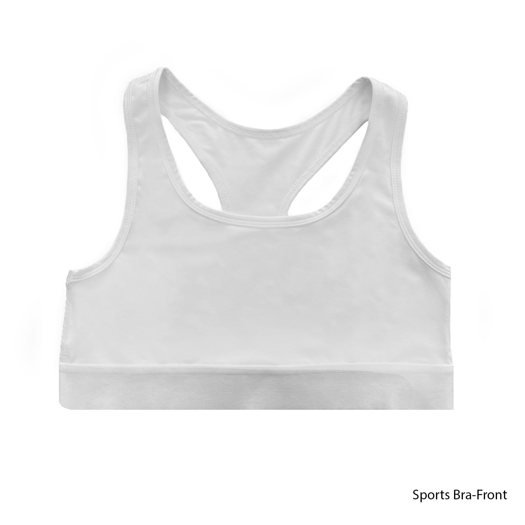 Blank Ladies Sports Bra