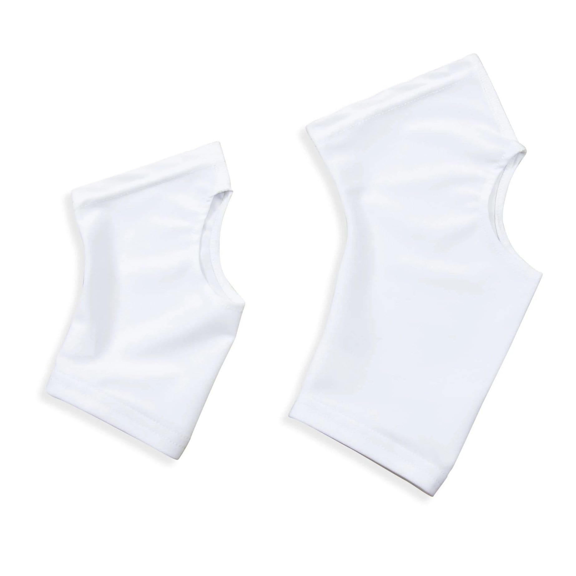 Blank Pair of Spats (Cleat Covers) for Sublimation