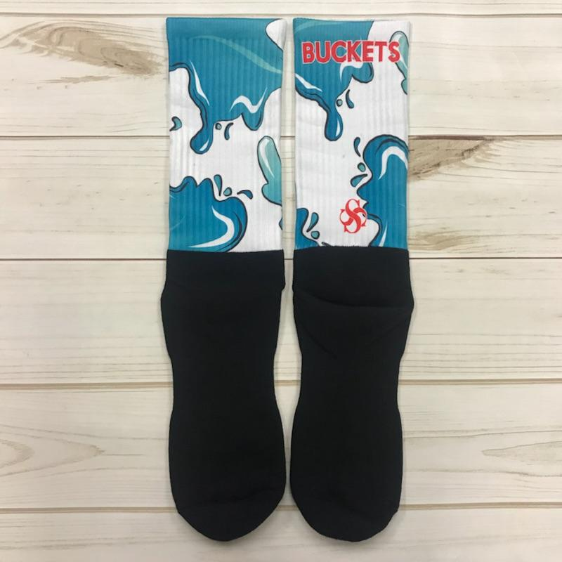 Water Buckets Socks