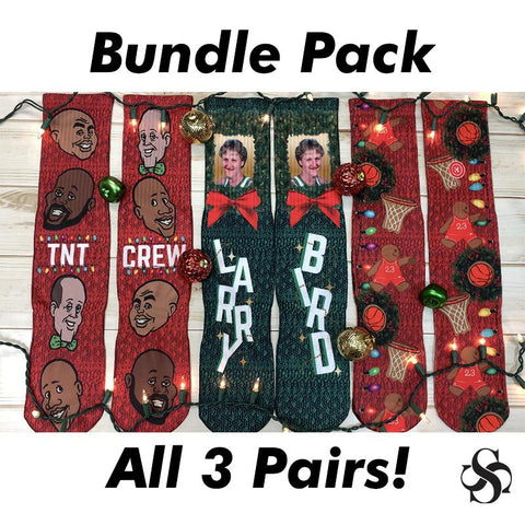 Ugly Sweater Holiday Bundle Pack!