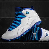 Silky Socks to match the Air Jordan Charlotte 10 City Pack Sneakerhead Shoes Hornets Sublimation All Over Socks