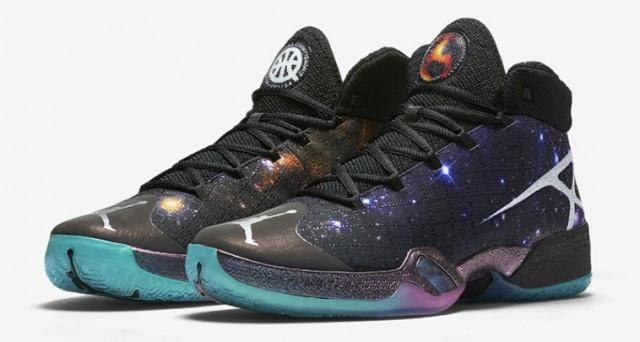 Air Jordan Cosmos Silky Socks to match Air Jordan Sneakerhead Shoes Kicks galaxy sublimation all over print