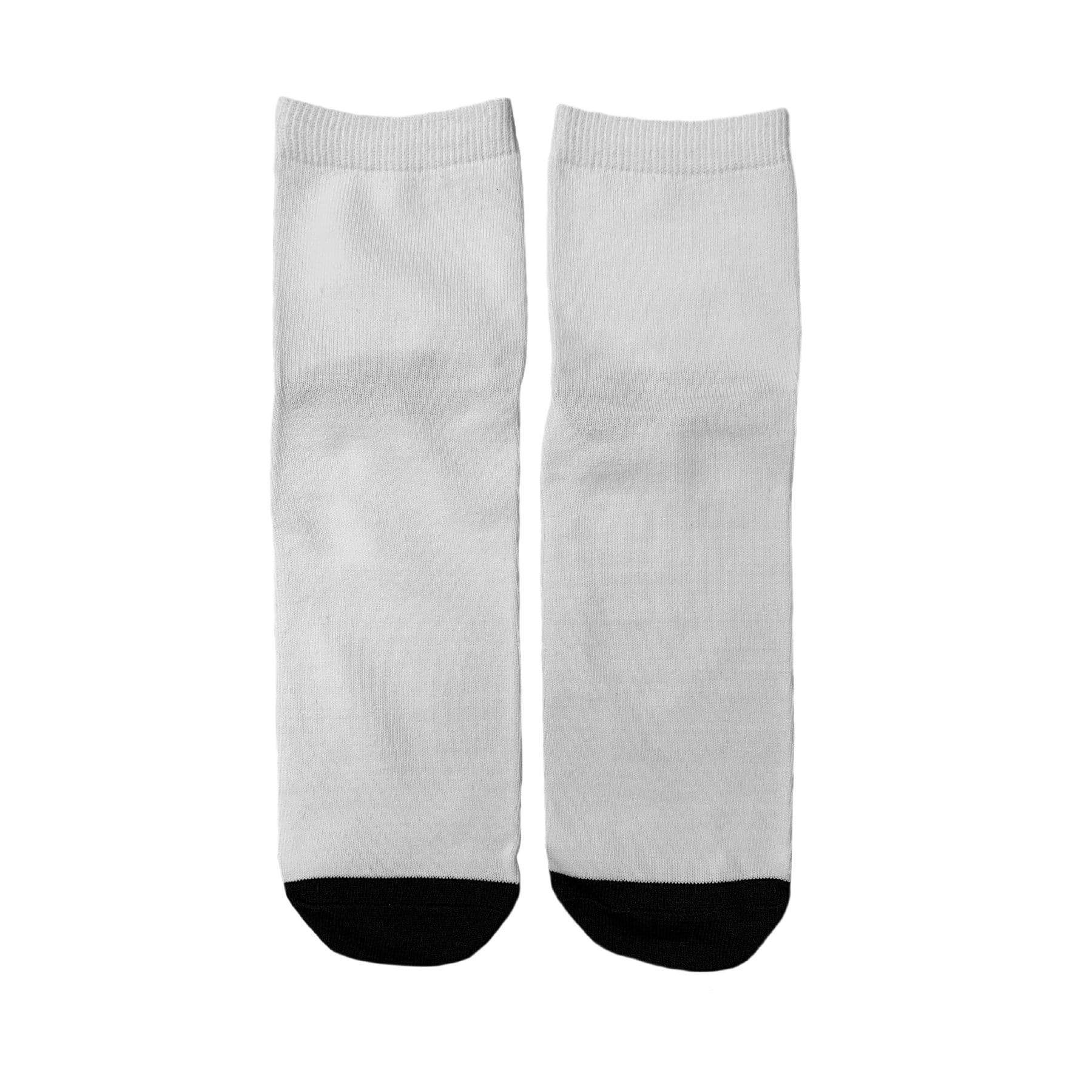 Blank Ankle Dress Socks (Quarter Ankle Length)