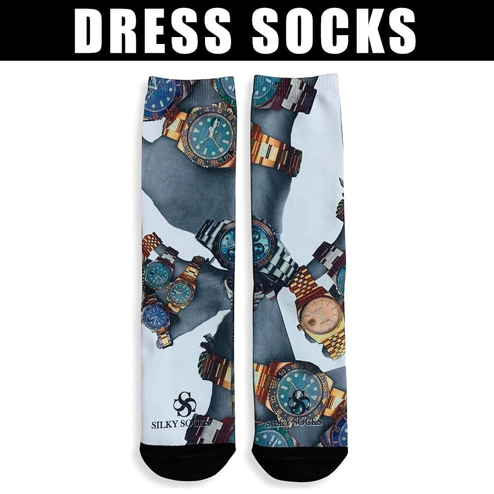 Dress Socks - Custom