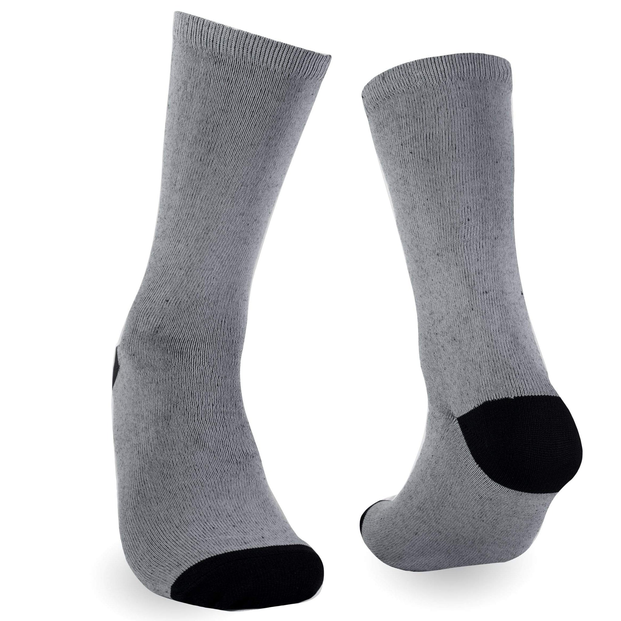 Blank Dress Socks