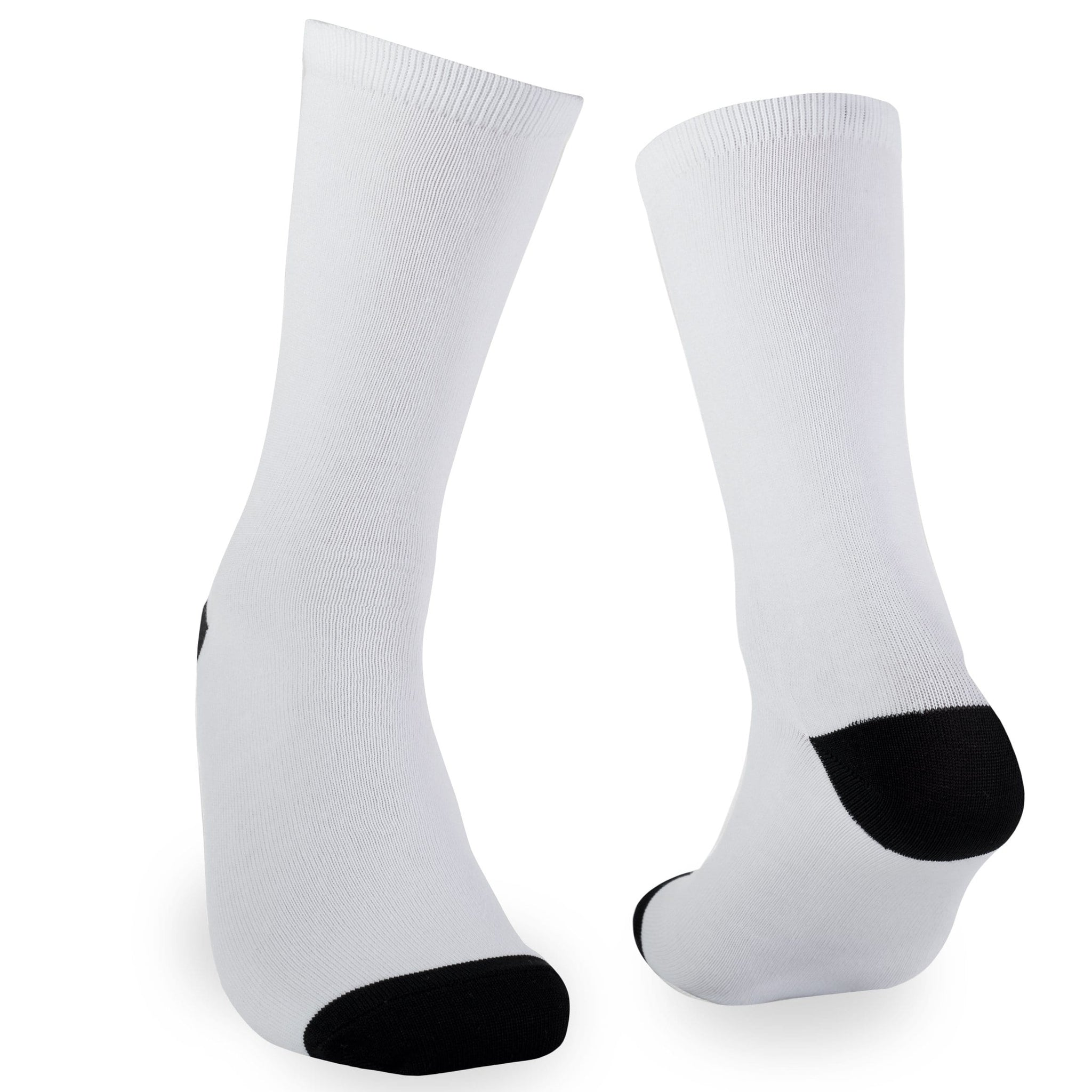 Blank Dress Socks for Sublimation
