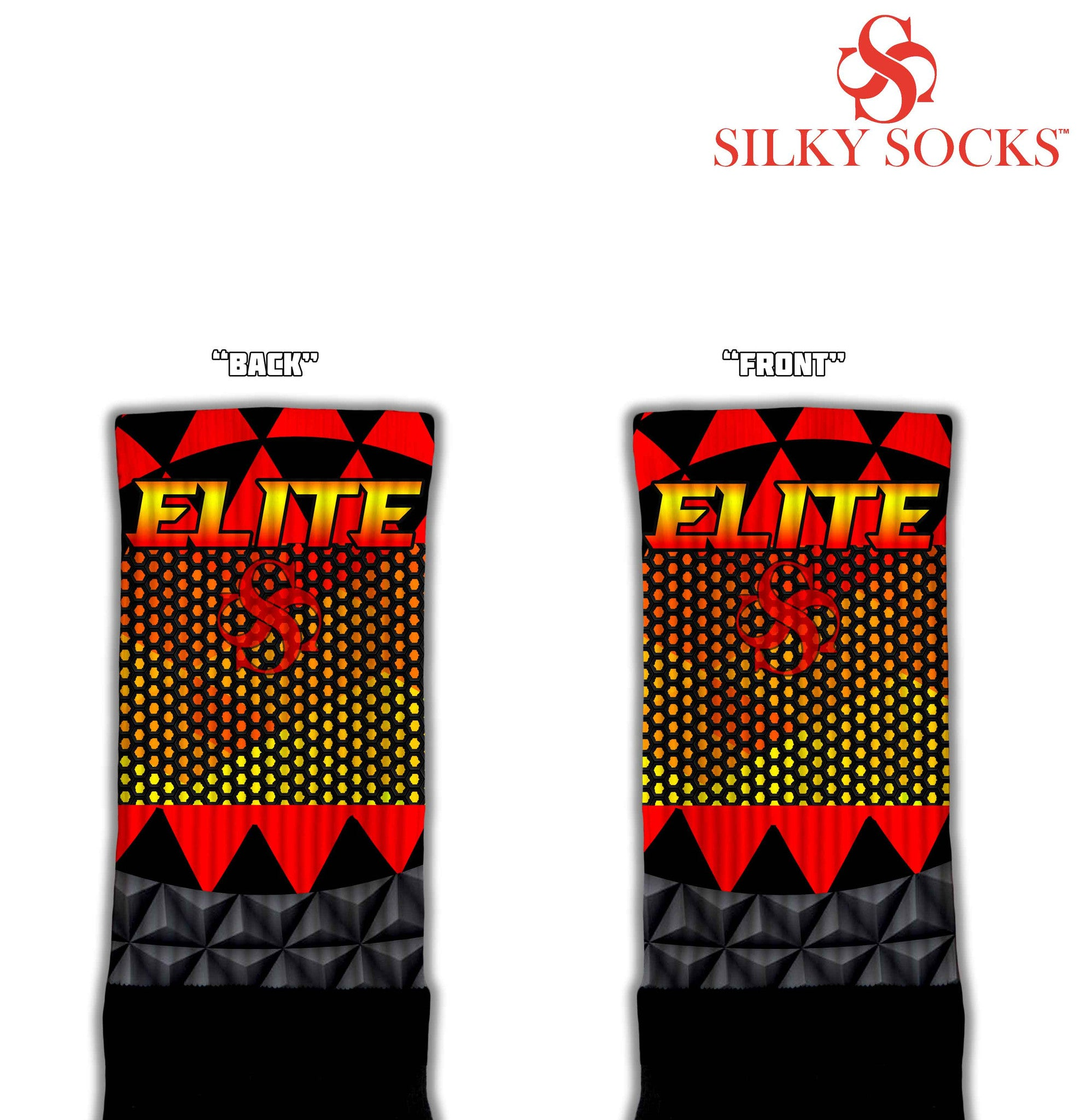 Elite Ones - 3 Styles! - SILKY SOCKS - official store