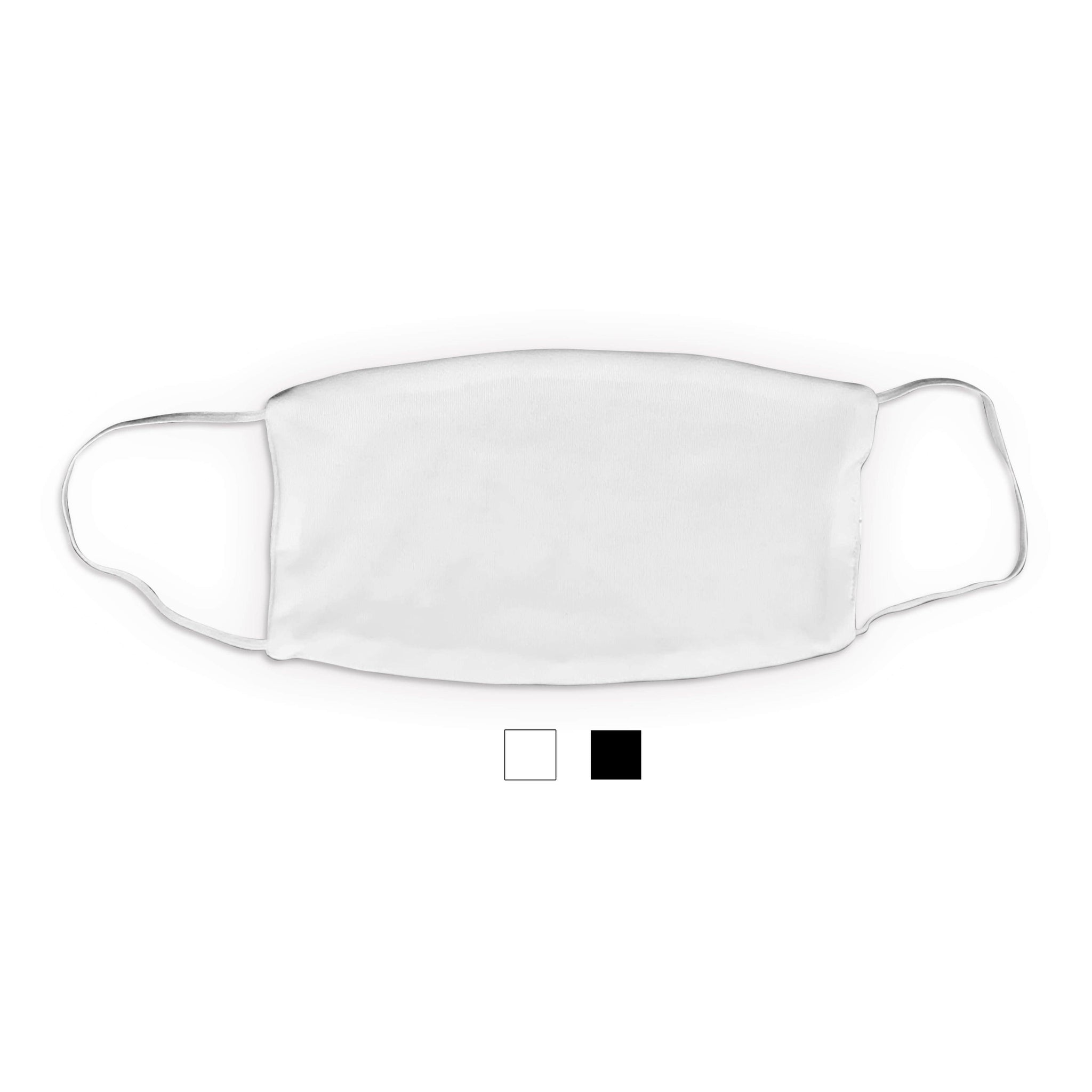 Blank Face Masks - Rectangle